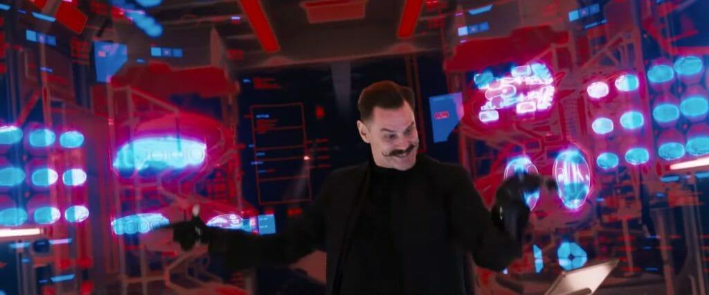 """ד""""ר רובוטניק מהסרט סוניק הסרט"""